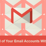 access all your email id with gmail