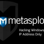 Hack Windows With IP Address