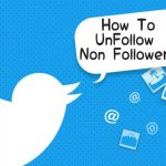 Unfollow Non Followers In Twitter
